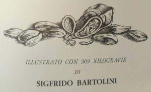 306 Illustrazioni su xilografica di Sigfedo Bartolini