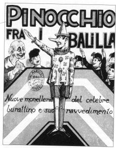 pinocchio balilla